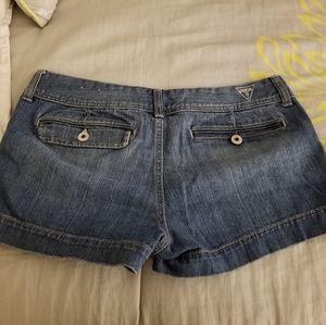 Guess Shorts - Guess jeans shorts